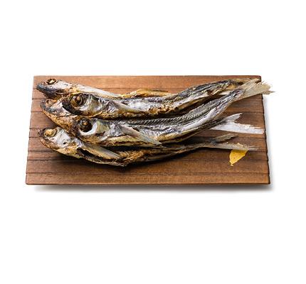 九州産 炭火焼きあご・いわしの煮干し