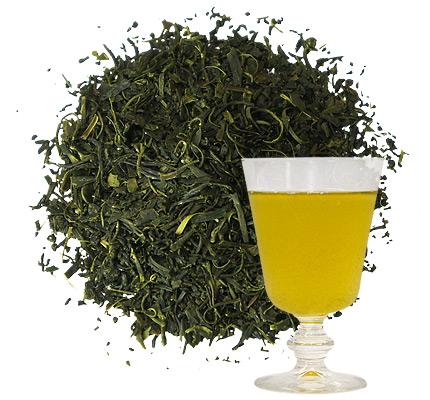 中尾さん自然栽培茶