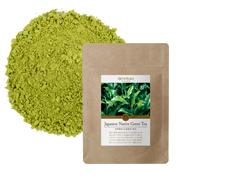 自然栽培 在来緑茶・粉末