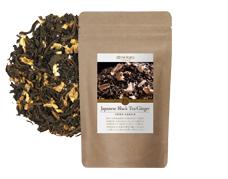自然栽培 生姜和紅茶