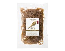 自然栽培 裸麦麺